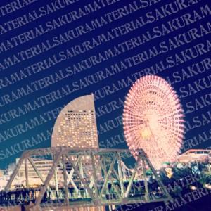 「横浜(桜木町)01」の女子向け無料素材