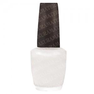 「マニキュア(白)のイラスト01」の女子向け無料素材